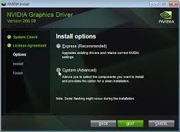 Как установить драйвера на видеокарту NVIDIA?