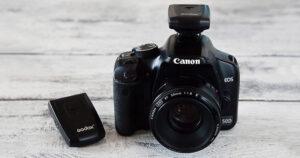 Как подключить синхронизатор к фотоаппарату