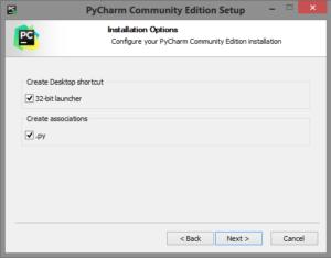 Как установить PyCharm на Windows 10?